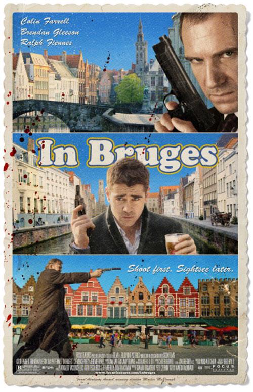 In Bruges: affiche